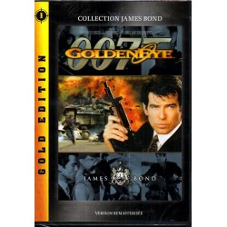 James Bond - Goldeneye - DVD Zone 2