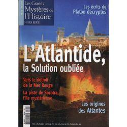 Les Grands Mystères de l'Histoire Hors-série n° 5 H - L'Atlantide, la Solution oubliée