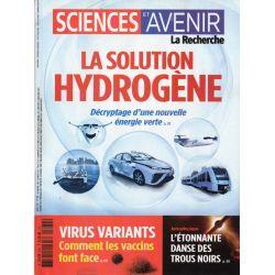 Sciences et Avenir n° 889 - La Solution HYDROGÈNE