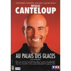 Nicolas Canteloup Au palais des Glaces (2005) - DVD Zone 2