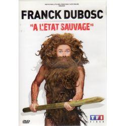 Franck Dubosc - À l'état sauvage (2014) - DVD zone 2