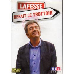 Lafesse refait le trottoir (2003) - 1 CD audio + 1 DVD zone 2