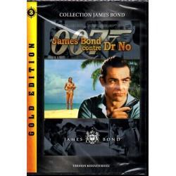 James Bond - James Bond contre Dr No - DVD Zone 2
