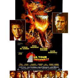 affiche film La Tour Infernale (de John Guillermin)
