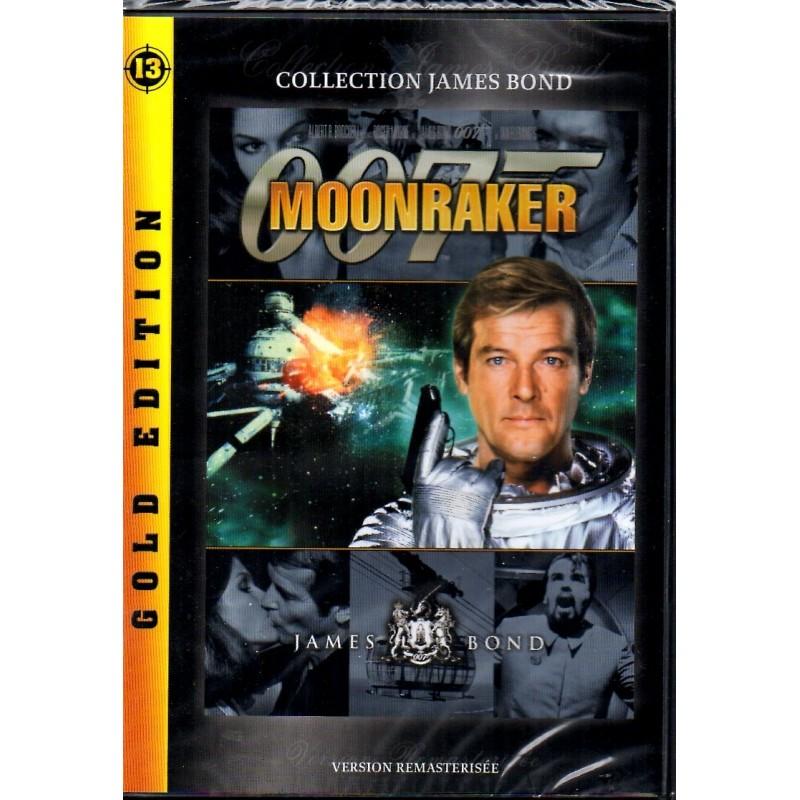 James Bond - Moonraker - DVD Zone 2