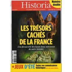 Historia n° 823-824 - Les Trésors cachés de la France - numéro double