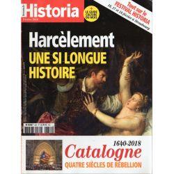 Historia n° 854 - Harcèlement, une si longue histoire