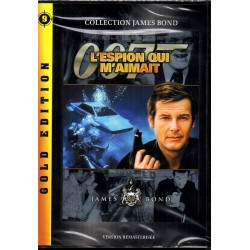 James Bond - L'espion qui m'aimait - DVD Zone 2