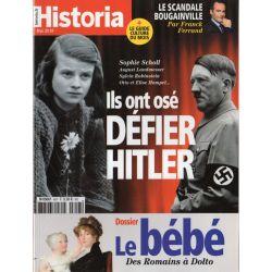 Historia n° 857 - Ils ont osé défier Hitler