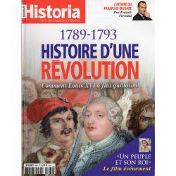 Historia n° 862 - 1789-1793 : Histoire d'une Révolution
