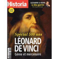 Historia n° 865 - Léonard de Vinci. Génie et mercenaire