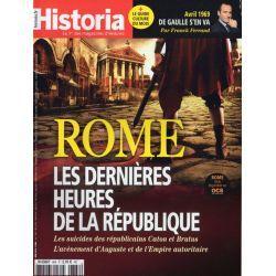 Historia n° 868 - Rome. Les dernières heures de la République