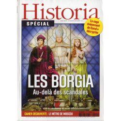 Historia Spécial n° 2 - Les Borgia : Au-delà des scandales