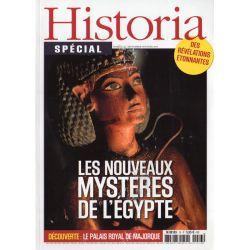 Historia Spécial n° 13 - Les nouveaux mystères de l'Égypte