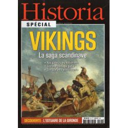 Historia Spécial n° 23 - Vikings. La saga scandinave