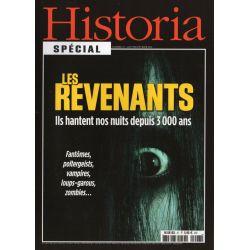 Historia Spécial n° 27 - Les revenants, ils hantent nos nuits depuis 3000 ans