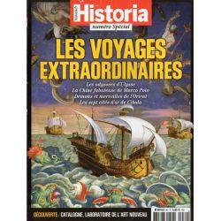Historia Spécial n° 30 - Les voyages extraordinaires