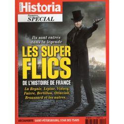 Historia Spécial n° 35 - Les super flics de France