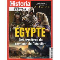 Historia Spécial n° 38 - Égypte. Les mystères du royaume de Cléopâtre