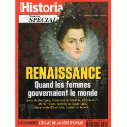 Historia Spécial n° 40 - Renaissance. Quand les femmes gouvernaient le monde
