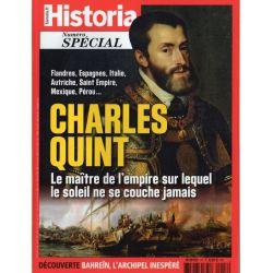 Historia Spécial n° 47 - Charles Quint. Le maître de l'empire sur lequel le soleil ne se couche jamais