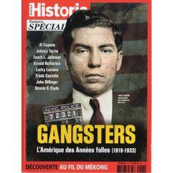 Historia Spécial n° 48 - Gangsters. L'Amérique des années folles (1919-1933)