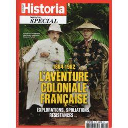 Historia Spécial n° 49 - 1604-1962. L'aventure coloniale française