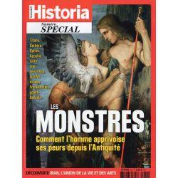 Historia Spécial n° 50 - Les Monstres. Comment l'homme apprivoise ses peurs depuis l'Antiquité