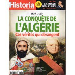 Historia n° 892 - 1830-1902 : La Conquête de l'Algérie, ces vérités qui dérangent