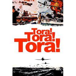 affiche film Tora! Tora! Tora! (de Richard Fleischer)