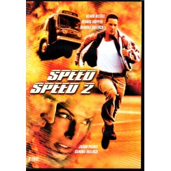 Speed et Speed 2 - double DVD Zone 2