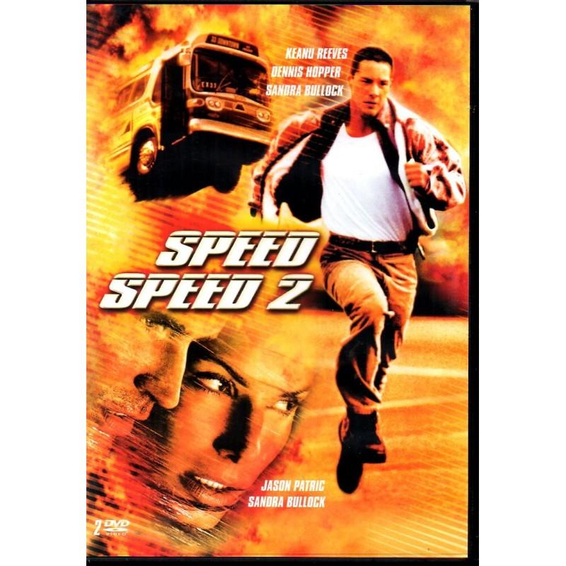 Speed et Speed 2 - double DVD Zone 2