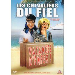 Les Chevaliers du fiel - Vacances d'enfer ! (2011) - DVD Zone 2