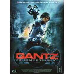 Gantz - Au commencement (de Shinsuke Sato) - DVD Zone 2