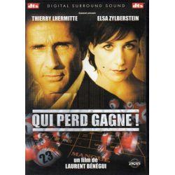Qui perd gagne ! (de Laurent Bénégui) - DVD Zone 2