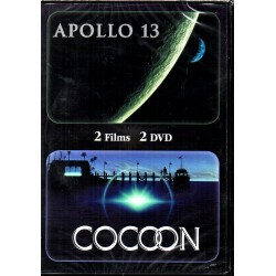 Cocoon et Apollo 13 - double DVD Zone 2