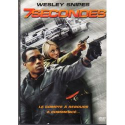 7 secondes (avec Wesley Snipes) - DVD Zone 2