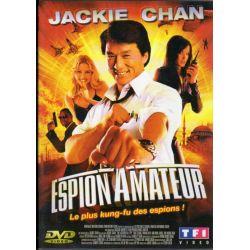 Espion Amateur (avec Jackie Chan) - DVD Zone 2