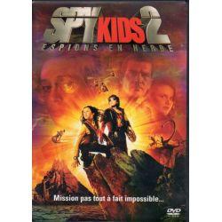 Spy Kids 2, espions en herbe (avec Antonio Banderas) - DVD Zone 2