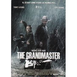The Grandmaster (avec Tony Leung) - DVD Zone 2