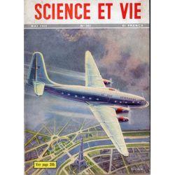Science & Vie n° 392 - Mai 1950 - Pour soulager l'engorgement du trafic automobile urbain