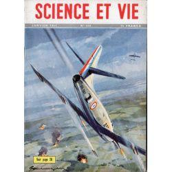 Science & Vie n° 400 - Janvier 1951 -  Les hélices 1951 tourneront cinq fois plus vite que les hélices 1945