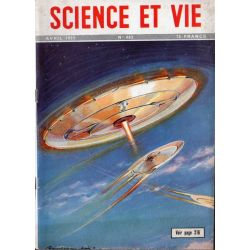 Science & Vie n° 403 - Avril 1951 - Les soucoupes volantes