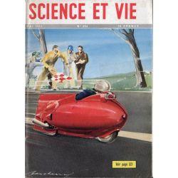 Science & Vie n° 404 - Mai 1951 - Cyclomoteurs et vélomoteurs 1951