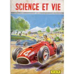 Science & Vie n° 415 - Avril 1952 - Les automobiles de course, engins de transition