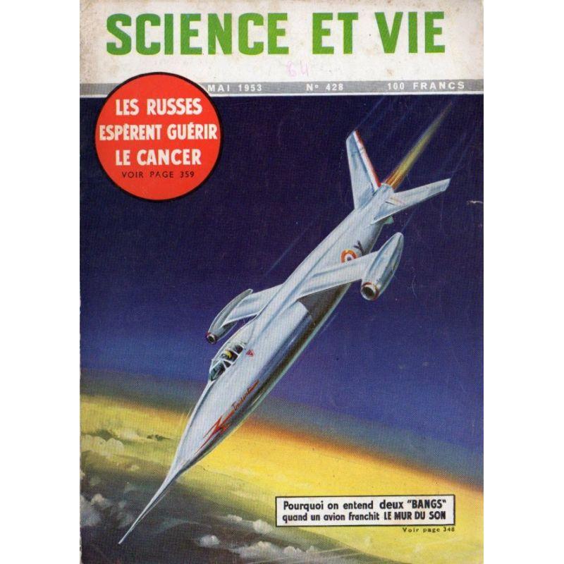 Science & Vie n° 428 - Mai 1953 - Les Russes espèrent vaincre le Cancer