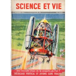 Science & Vie n° 446 -...