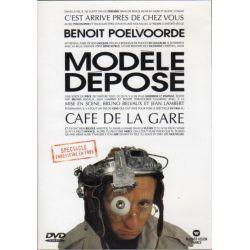 Poelvoorde, Benoît - Modèle déposé (1995) - DVD Zone 2