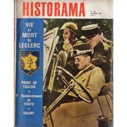 Historama n° 194 - Vie et Mort de Leclerc