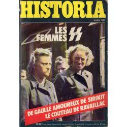 Historia n° 425 - Les femmes SS